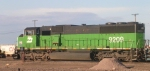 BNSF 9209